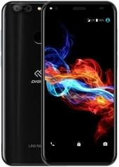 Смартфон Digma Linx Rage 4G (черный)