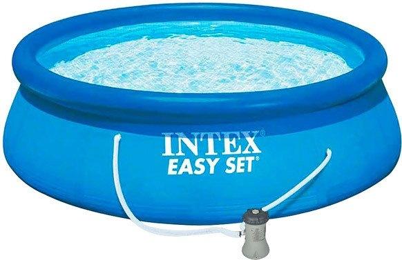 Надувной бассейн Intex Easy Set 396×84 [28142NP]
