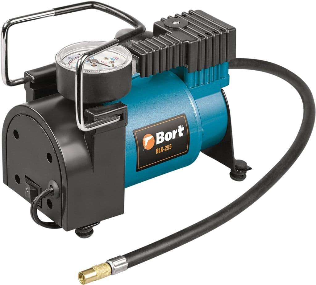Автомобильный компрессор Автомобильный компрессор Bort BLK-255