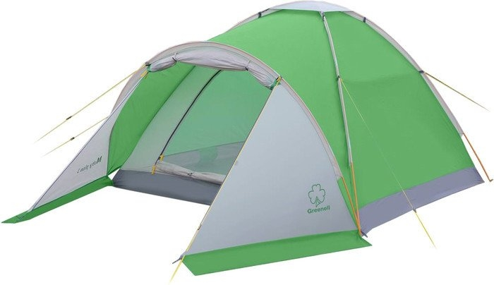 Треккинговая палатка Палатка Greenell Моби 3 плюс [95965]