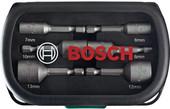 Набор торцевых головок Bosch 2607017313 6 предметов