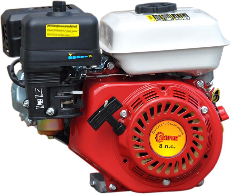 Бензиновый двигатель Skiper 170 F