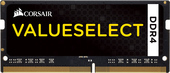 Оперативная память Corsair ValueSelect 4GB DDR4 SODIMM PC4-17000 [CMSO4GX4M1A2133C15]