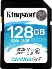 Карта памяти Kingston Canvas Go! SDG/128GB SDXC 128GB