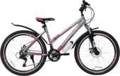 Велосипед Greenway Colibri-H 26 (серый/розовый, 2018)