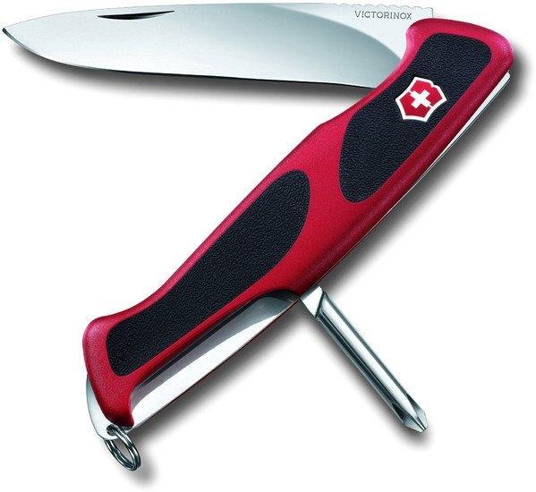 Мультитул Туристический нож Victorinox RangerGrip 53 [0.9623.C]