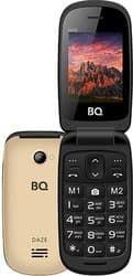 Мобильный телефон BQ-Mobile BQ-2437 Daze (кофейный)