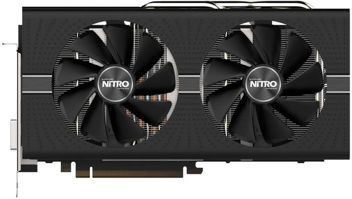 Видеокарта Sapphire Nitro+ Radeon RX 570 4GB GDDR5 [11266-14]