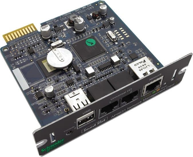 Сетевой адаптер APC AP9631