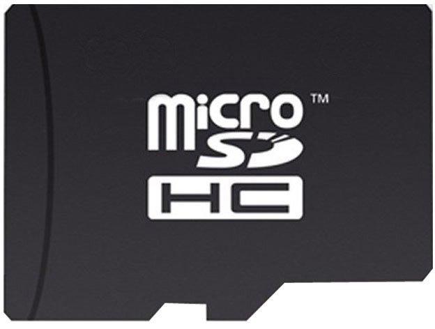 Карта памяти Карта памяти Mirex microSDHC (Class 4) 8GB (13612-MCROSD08)
