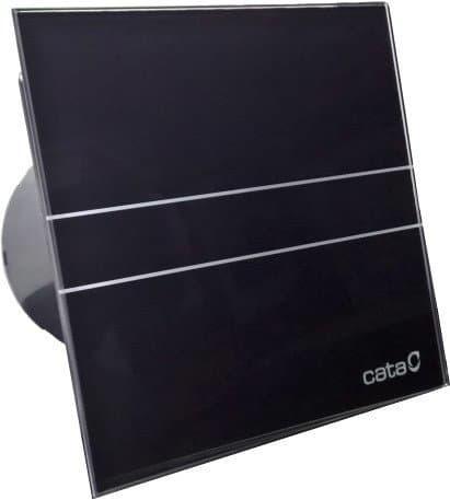 Вытяжной вентилятор CATA E-100 GT BK