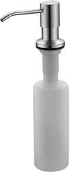 Дозатор Дозатор для жидкого мыла ZorG ZR-28 Steel