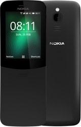 Мобильный телефон Nokia 8110 4G Dual SIM (черный)