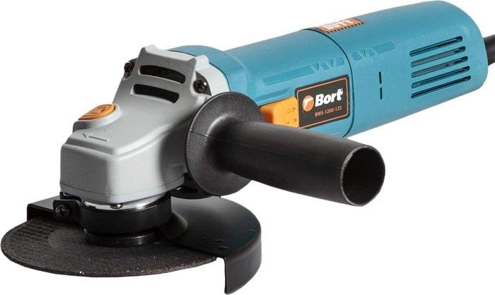 Угловая шлифмашина Bort BWS-1200-125