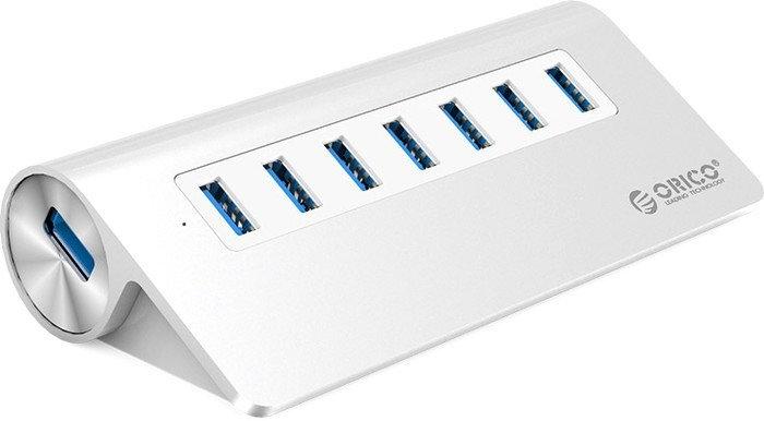 USB-хаб Orico M3H7-SV
