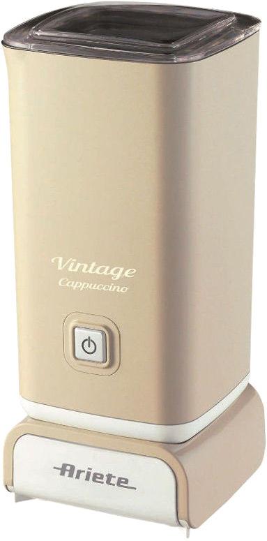 Автоматический вспениватель молока Ariete 2878 (Cream Vintage)