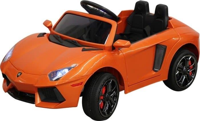 Электромобиль Sundays Lamborghini (оранжевый)