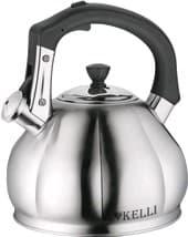 Чайник со свистком KELLI KL-4330