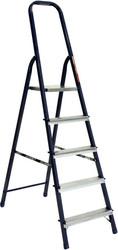 Лестница-стремянка Алюмет cтальная из профиля 30х20мм M8305
