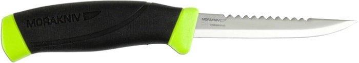 Складной нож Morakniv Fishing Comfort Scaler 098 (черный)