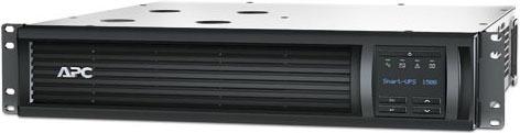 Источник бесперебойного питания APC Smart-UPS 1500 ВА [SMT1500RMI2UNC]