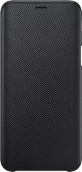 Чехол Samsung Flip Wallet для Samsung Galaxy J6 (черный)