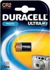Батарейки DURACELL CR2