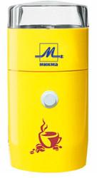 Электрическая кофемолка Кофемолка Микма ИП-30 (желтый)