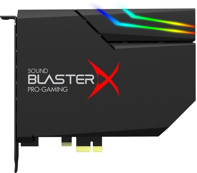 Звуковая карта Creative Sound BlasterX AE-5