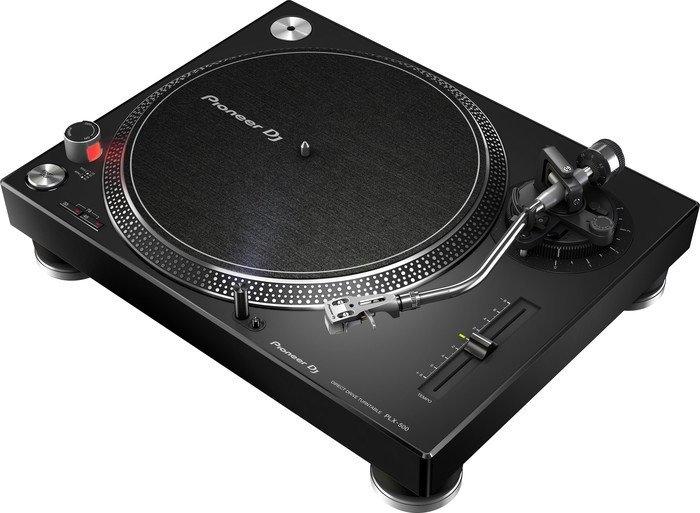 DJ виниловый проигрыватель Pioneer PLX-500-K