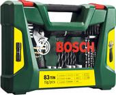 Универсальный набор инструментов Bosch V-Line Titanium 2607017193 83 предмета