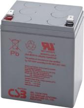 Аккумулятор для ИБП CSB HRL1223W F2 (12В/5 А·ч)