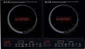 Настольная плита Kitfort KT-104