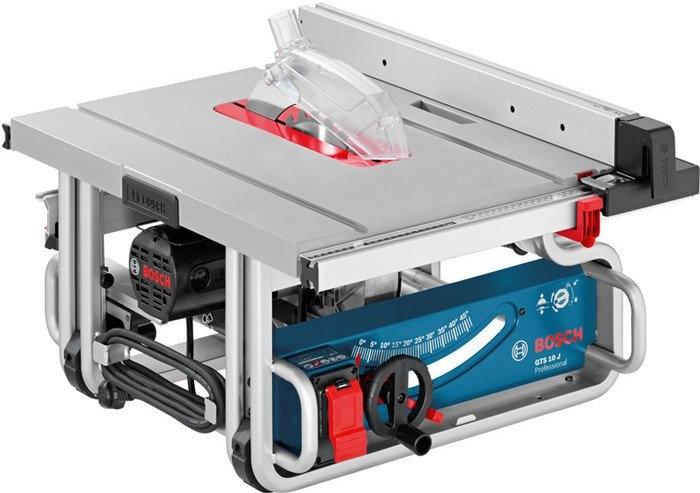 Станок Bosch GTS 10 J Professional (0601B30500)