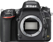 Зеркальный фотоаппарат Фотоаппарат Nikon D750 Body