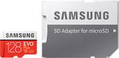Карта памяти Карта памяти Samsung EVO+ microSDXC 128GB + адаптер [MB-MC128GA]