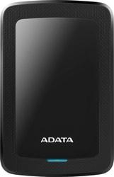 Внешний накопитель A-Data HV300 AHV300-1TU31-CBK 1TB (черный)
