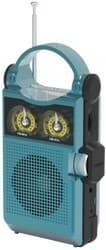 Радиоприемник Ritmix RPR-333 (бирюзовый)