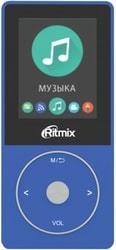 Плеер MP3 MP3 плеер Ritmix RF-4650 8GB (синий)