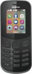 Мобильный телефон Nokia 130 Dual SIM (2017) черный