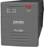 Источник бесперебойного питания SVEN Power Pro 800