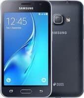 Смартфон Samsung Galaxy J1 (2016) Black [J120F]