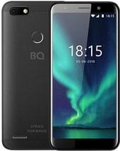 Смартфон Смартфон BQ-Mobile BQ-5512L Strike Forward (черный)