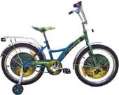 Детский велосипед Stream Wave 18 (синий)