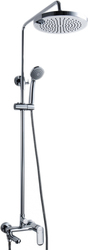 Душевая система Bravat Opal F6 F6125183CP-A3