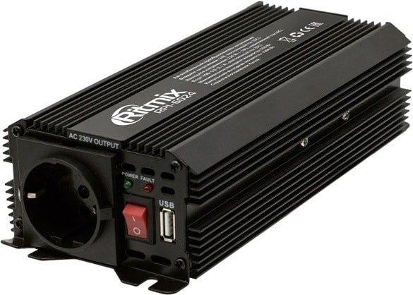 Автомобильный инвертор Ritmix RPI-6024