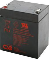 Аккумулятор для ИБП CSB GP1245 (12В/4.5 А·ч)