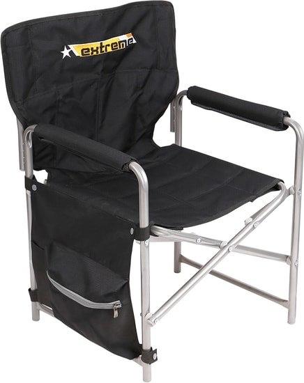 Кресло Nika складное КС1 (черный)
