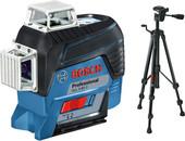 Лазерный нивелир Bosch GLL 3-80 C Professional (со штативом BT 150)