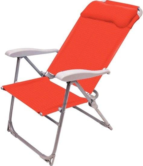 Кресло Nika складное К2 (гранатовый)